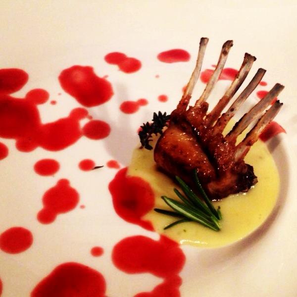 Costilla de Conejo y su Sangre.