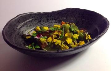 Wok de Mini Verduras con Salsa de Soja Ahumada.